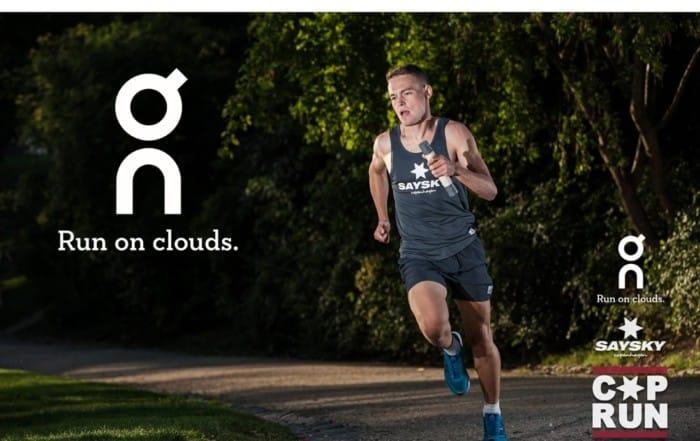 On - Nu partner på COP run 2017