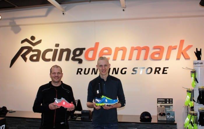On hos Racing Denmark