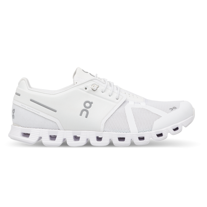 On Cloud All White W